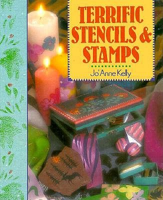 Image for TERRIFIC STENCILS & STAMPS