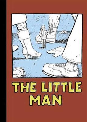 Image for LITTLE MAN : SHORT STRIPS  1979-1994