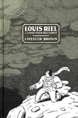 Image for Louis Riel: A Comic-Strip Biography