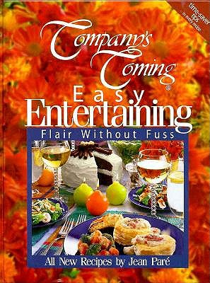 Image for Easy Entertaining: Flair Without Fuss (Company's Coming Special Occasion)