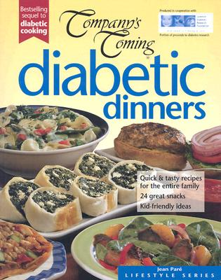 Image for Diabetic Dinners