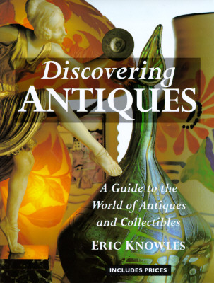 Image for DISCOVERING ANTIQUES