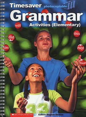 Image for Timesaver Grammar Activities (Elementary)