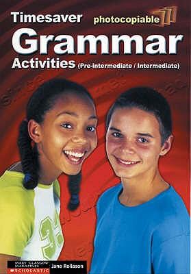 Image for Timesaver Grammar Activities: Pre-intermediate and Intermediate