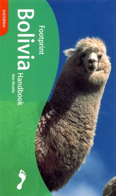 Image for Footprint Bolivia Handbook : The Travel Guide