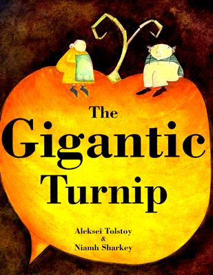 Image for The Gigantic Turnip (Barefoot Beginners)