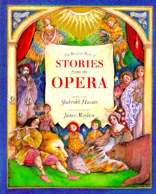 Image for BAREFOOT BOOK OF STORIES FROM THE OPERA