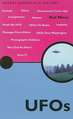 Image for UFOs (Pocket Essential series)