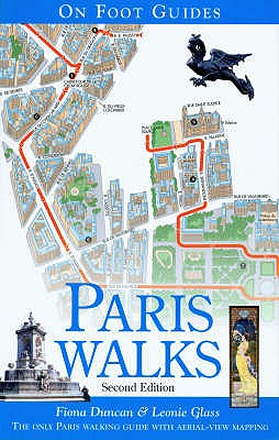 Image for Paris Walks (On Foot Guides) (On Foot Guides)