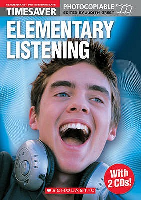 Image for Timesaver Elementary Listening Book & CD