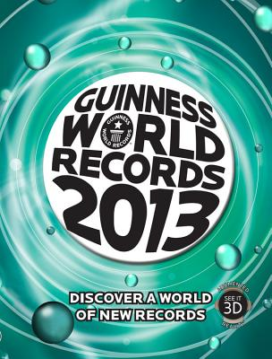 Image for Guinness World Records 2013