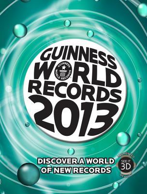 Guinness World Records 2013, Guinness World Records