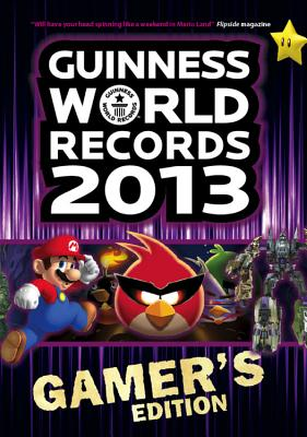Image for Guinness World Records 2013 Gamer's Edition