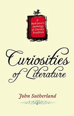 Image for Curiosities of Literature