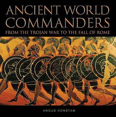 Image for Ancient World Commanders (The Commanders Series)