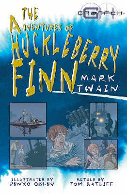 Image for The Adventures Of Huckleberry Finn # Graffex
