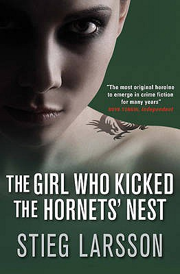 Image for The Girl Who Kicked the Hornets' Nest #3 Millennium Trilogy [used book]