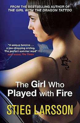 Image for The Girl Who Played with Fire #2 Millennium Trilogy [used book]