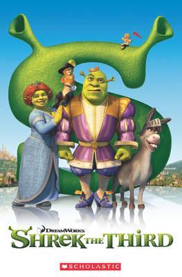 Image for Shrek the Third: Scholastic Popcorn ELT Readers Level 3 high Beginner