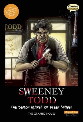 Image for Sweeney Todd The Graphic Novel: Original Text