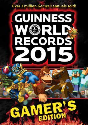 Image for Guinness World Records 2015 Gamer's Edition (Guinness World Records Gamer's Edition)