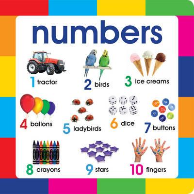 Image for Numbers (My First Book)