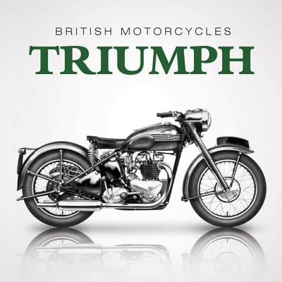 Image for British Motorcycles Triumph (Little Books)