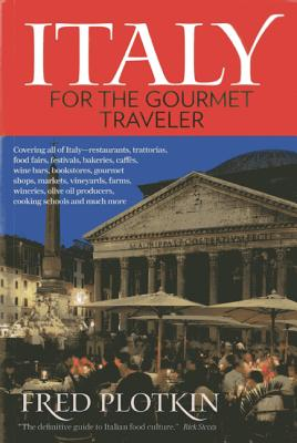 Image for ITALY FOR THE GOURMET TRAVELER
