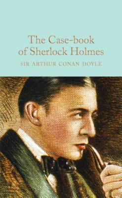 Image for The Case-book of Sherlock Holmes (Macmillan Collector's Library)
