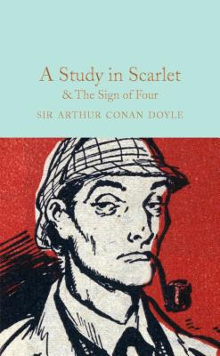 Image for A Study in Scarlet & The Sign of The Four (Macmillan Collector's Library)