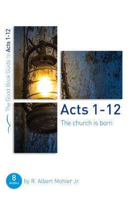 Image for Acts 1-12: The Church is Born