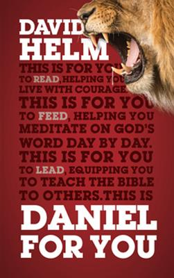 Image for Daniel For You (God's Word For You)