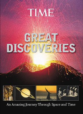 Image for TIME Great Discoveries : An Amazing Journey through Space and Time