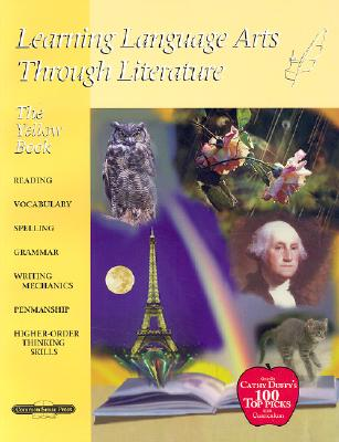 Image for Learning Language Arts Through Literature(The Yellow Book Teacher Guide) (1st? Edition)