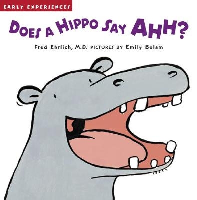 Image for DOES A HIPPO SAY AHH?