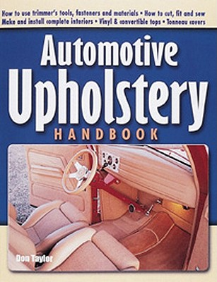 Image for Automotive Upholstery Handbook