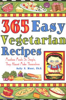 Image for 365 Easy Vegetarian Recipes