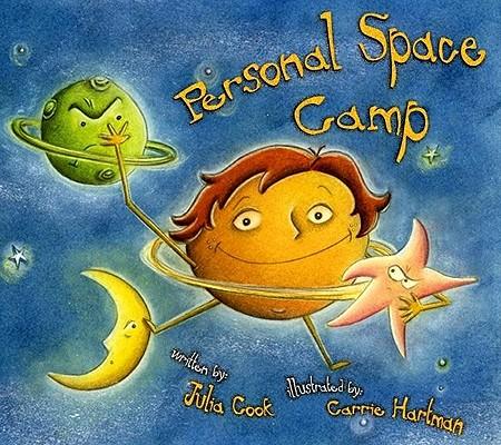 Personal Space Camp, Julia Cook