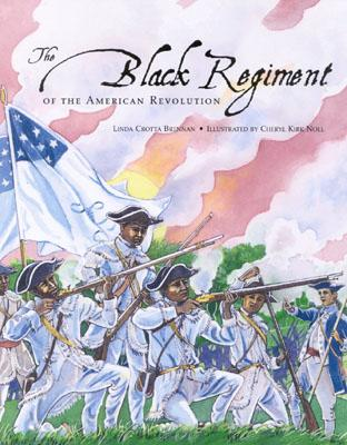 Image for The Black Regiment of the American Revolution