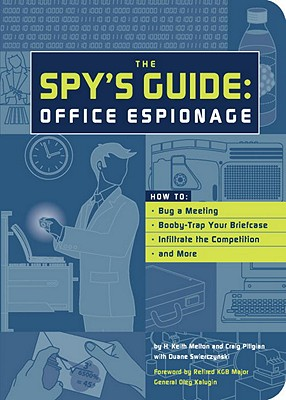 Image for The Spy's Guide: Office Espionage
