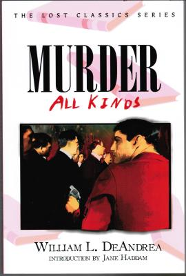 Image for Murder All Kinds