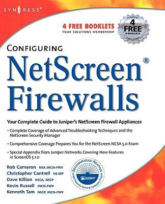 Image for Configuring NetScreen Firewalls