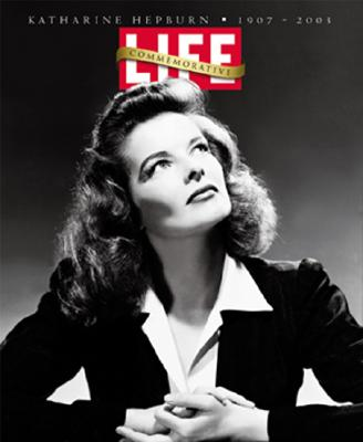 Image for KATHERINE HEPBURN 1907-2003 LIFE COMMEMORATIVE