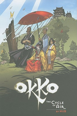 Image for Okko: The Cycle of Air