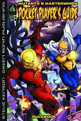 Image for Mutants & Masterminds: Pocket Player's Guide (Mutants & Masterminds d20 Superhero Roleplaying)