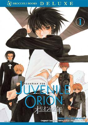Image for Aquarian Age - Juvenile Orion Volume 1