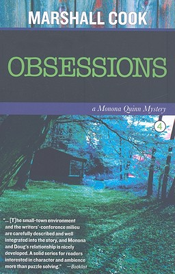 Obsessions (Monona Quinn Mysteries), Marshall Cook