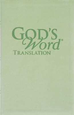 Image for GOD'S WORD Handi-Size Text Sienna Green Duravella