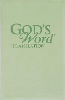 Image for GODS WORD Handi-Size Text Sienna Green Duravella