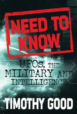 Image for Need to Know: UFOs, the Military, and Intelligence